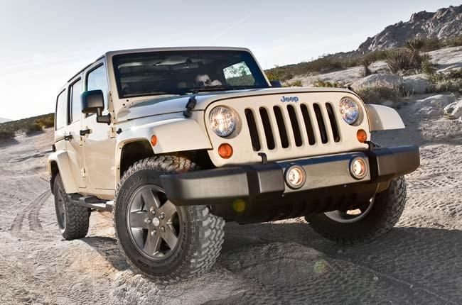 Jeep Wrangler Mojave - 1
