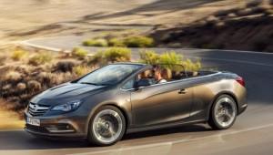 Opel-Vauxhall Cascada