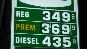 Premium Gas Regular