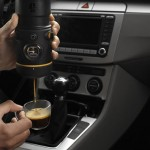 In Car espresso Machine