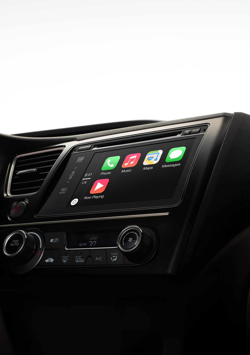 how CarPlay  works
