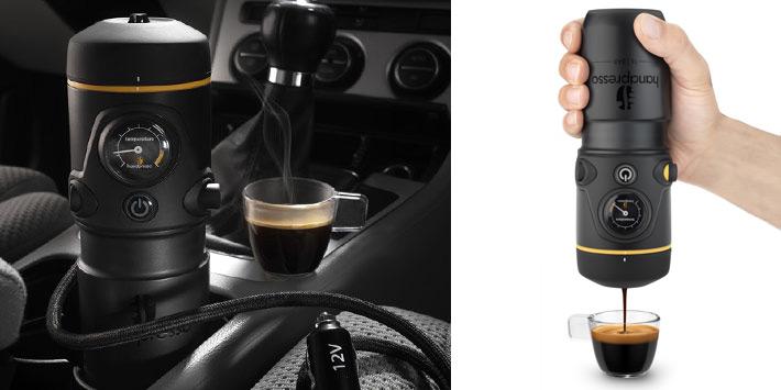 In Car espresso Machine 2